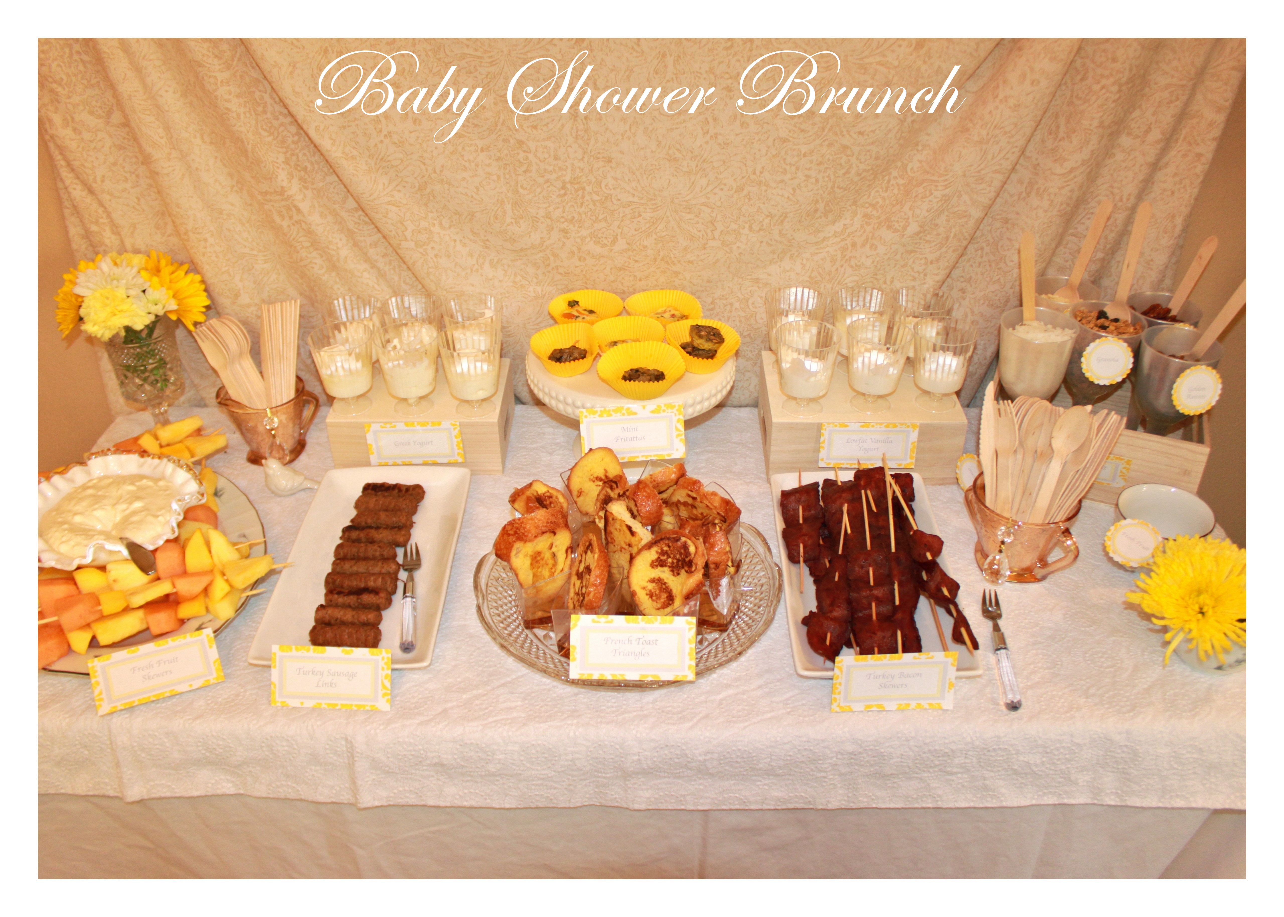 Real Parties Vintage Glam Baby Shower